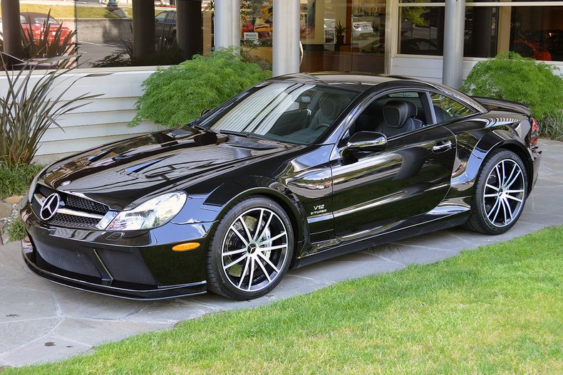 2009 Mercedes-Benz SL65 AMG SL65 AMG_4964