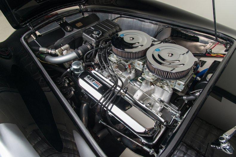 Shelby Cobra 427 , BLACK, VIN CSX4206, MILEAGE 8449
