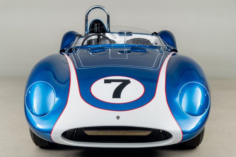 1958 Scarab MkII Sports Racer ,  BLUE, VIN MBS 001