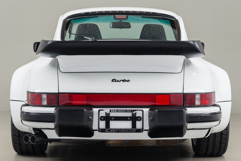 1989 Porsche 930 Turbo , WHITE, VIN WP0JB0934KS050273, MILEAGE 10633
