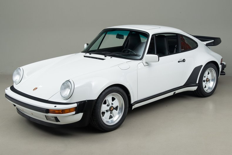 1989 Porsche 930 Turbo , WHITE, VIN WP0JB0934KS050273, MILEAGE 10672