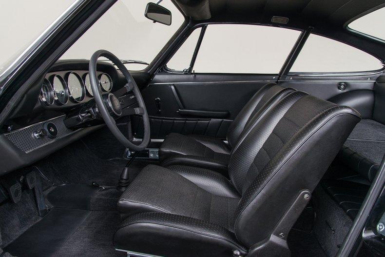 1967 Porsche 911S , BLACK, VIN 305464S, MILEAGE 55210