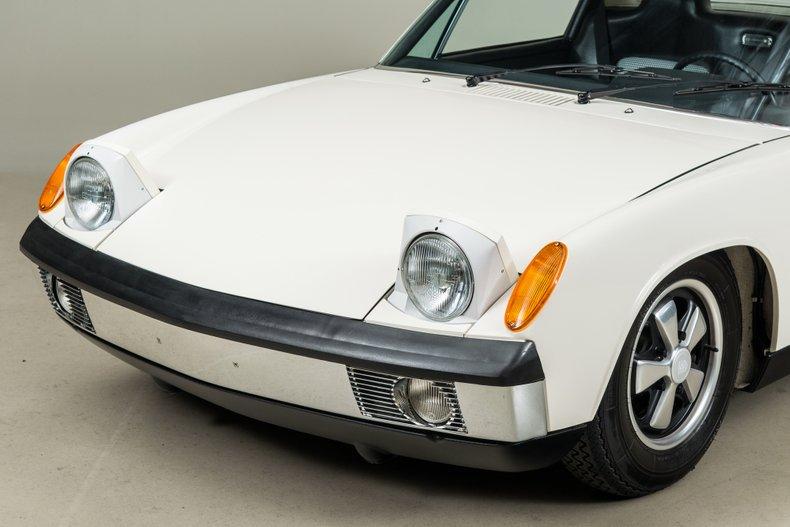 1970 Porsche 914-6 , LIGHT IVORY, VIN 9140430300, MILEAGE 394