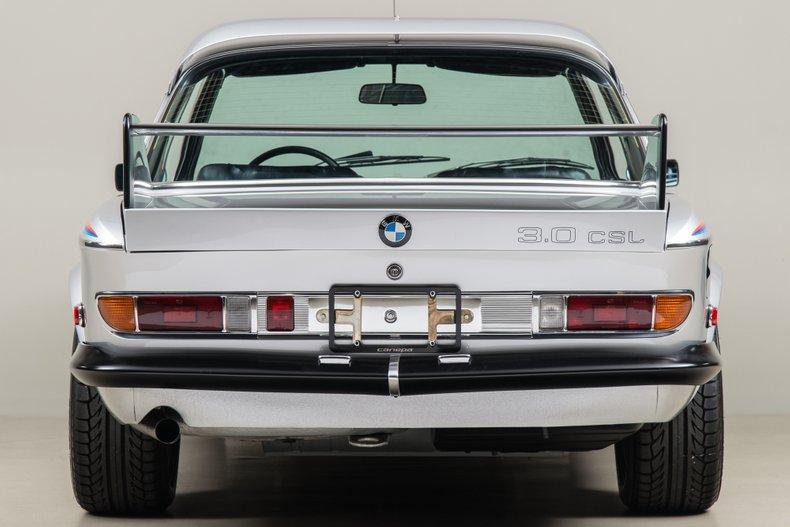 1974 BMW 3.0 CSL , SILVER, VIN 2275477, MILEAGE 38432