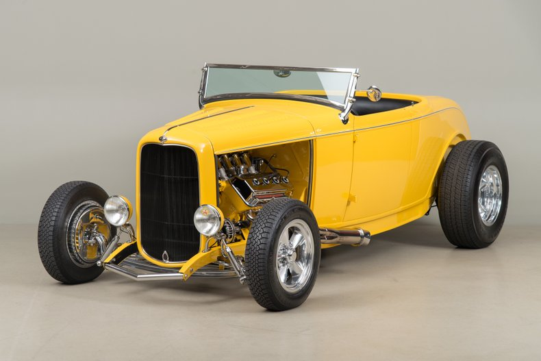 1932 Ford Roadster Hot Rod _5872