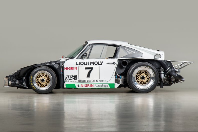 1979 Porsche 935 Joest, VIN 0090001