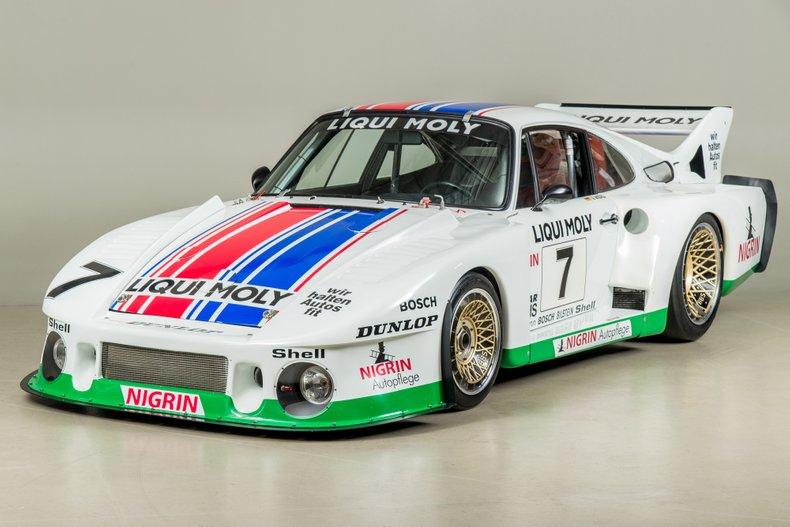 1979 Joest Porsche 935 , WHITE, VIN 0090001