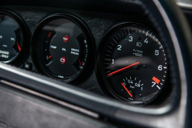 1988 Porsche 911 Turbo , DIAMOND BLUE METALLIC, VIN WP0JB0931JS050102, MILEAGE 4905