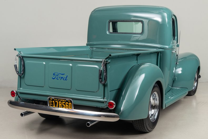 1941 Ford Pickup , FORD CLOUDMIST GREY, VIN 9T-238, MILEAGE 148