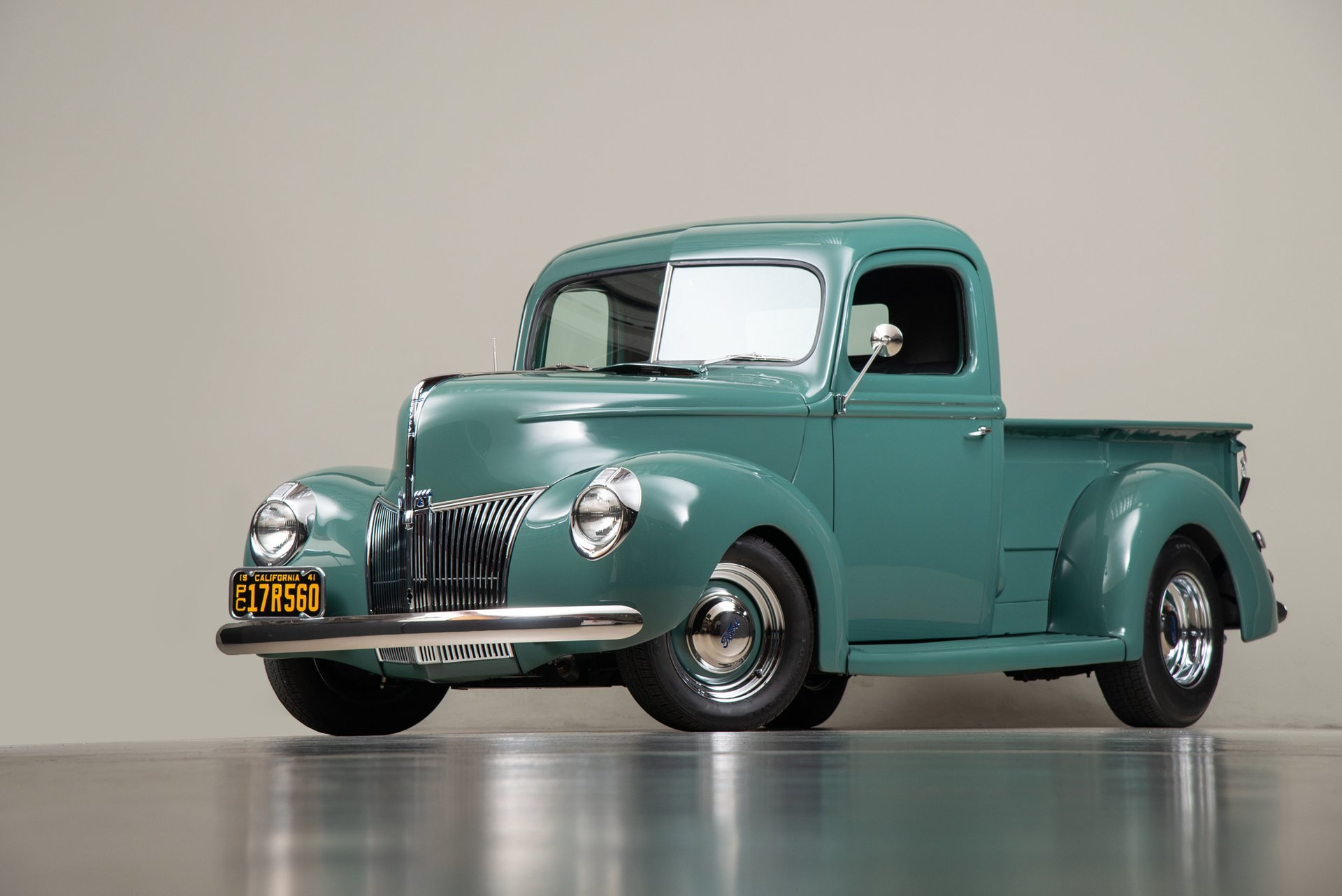 1941 Ford Pickup For Sale 108251 Mcg Vin Location