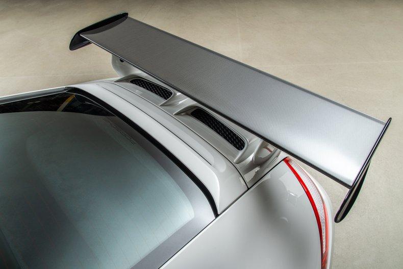 2007 Porsche 911 GT3 RS , CARRARA WHITE, VIN WP0AC29967S793179, MILEAGE 2348