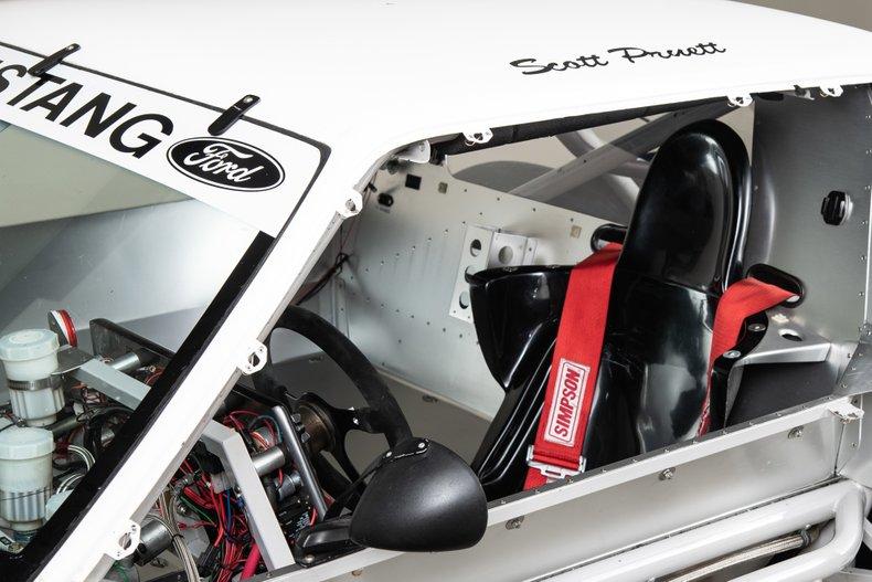 1985 Roush Protofab Mustang Trans Am , WHITE, VIN 8