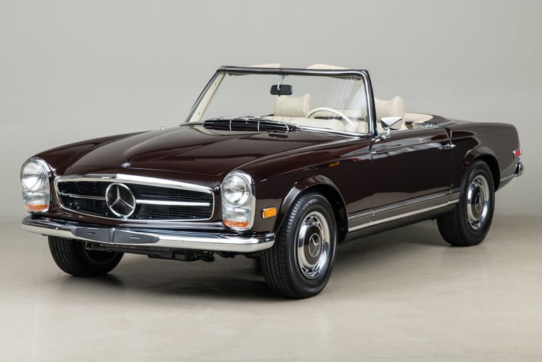 1969 Mercedes-Benz 280SL _5924