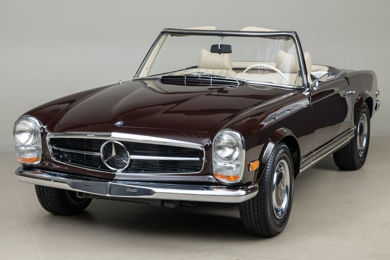 1969 Mercedes Benz 280sl For Sale 163610 Motorious
