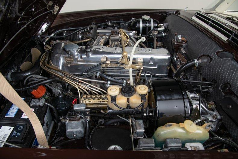 1969 Mercedes-Benz 280SL , DARK MAROON, VIN 113.044-12-008244, MILEAGE 72099