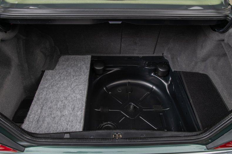 1992 Mercedes-Benz 500E , SPRUCE GREEN, VIN WDBEA36E4NB686187, MILEAGE 67181