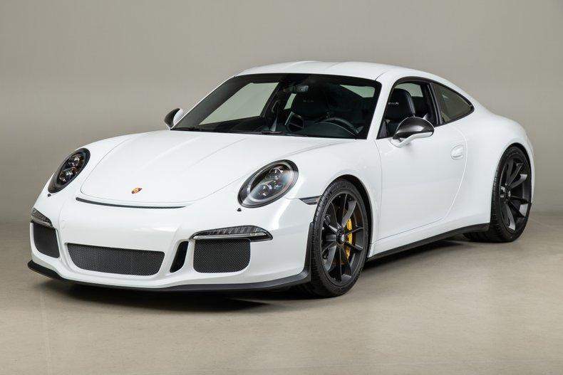 2016 Porsche 911R _5931