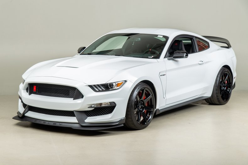 2015 Ford Shelby Mustang GT350R , OXFORD WHITE, VIN 1FATP8JZ5F5520023, MILEAGE 190