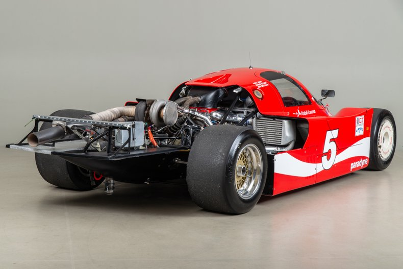1984 Porsche 962 , RED, VIN 962-102