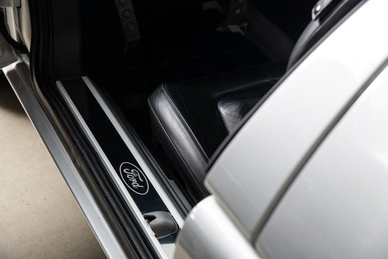2005 Ford GT , QUICK SILVER METALLIC, VIN 1FAFP90S35Y401567, MILEAGE 1565