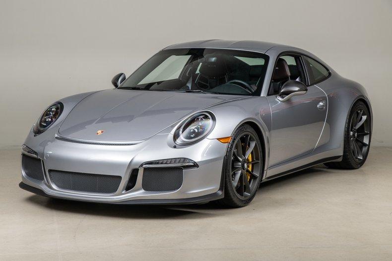 2016 Porsche 911R _5960
