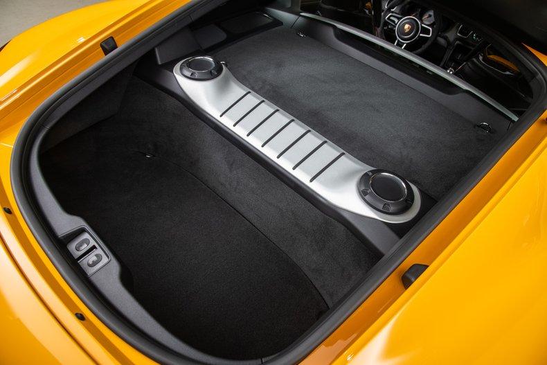 2016 Porsche Cayman GT4 , SIGNAL YELLOW, VIN WP0AC2A85GK191909, MILEAGE 532