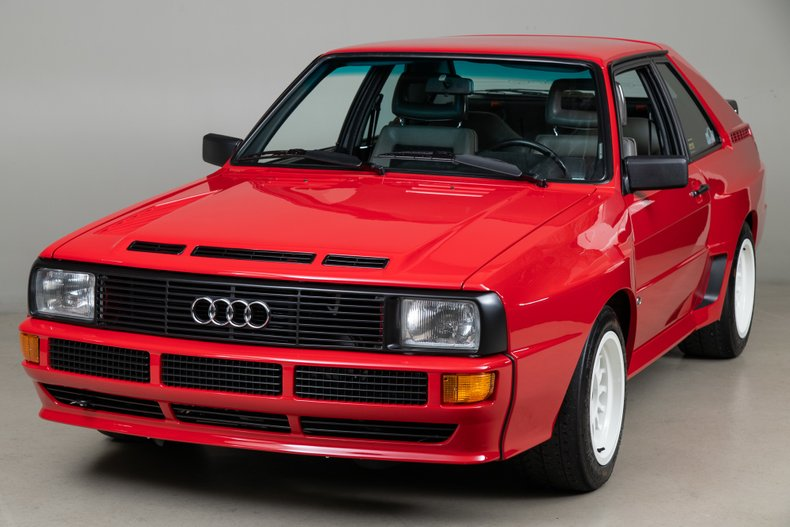 Audi Sport Quattro | Auto Car Reviews 2019-2020