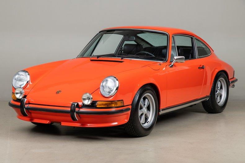 1973 Porsche 911S _5983