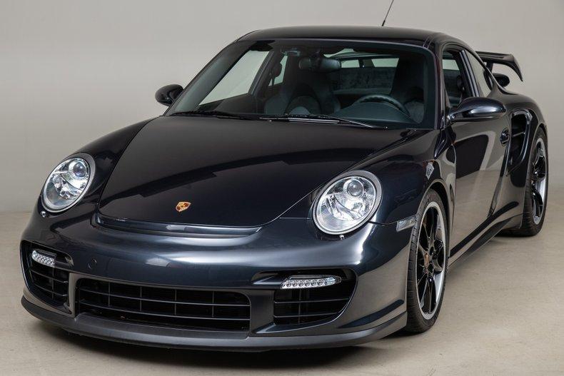 2008 Porsche GT2 , ATLAS GRAY METALLIC, VIN WP0AD29928S796157, MILEAGE 1472