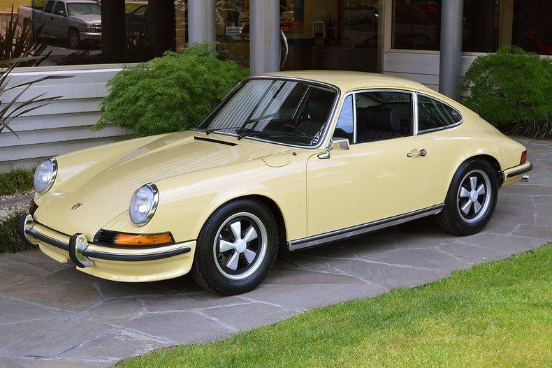 1973 Porsche 911 S _4715