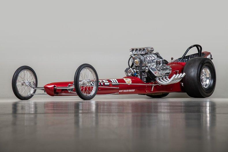 1964 Fuller/Roberts Starlite III Top Fuel Dragster_6002
