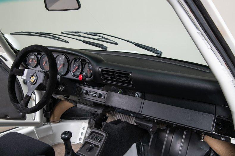 1992 Porsche 911 Carrera Cup, WHITE, VIN WP0AB296XNS420572, MILEAGE 1241