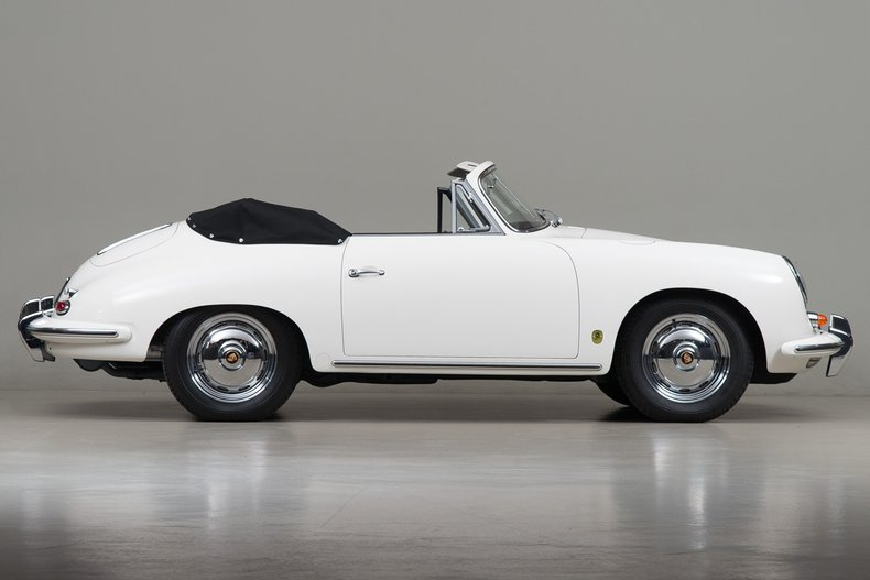 1963 Porsche 356 B