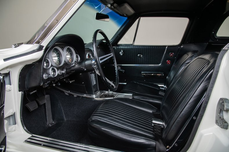 1963 Chevrolet Corvette 327