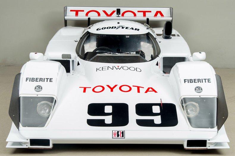 1989 Toyota AAR/Toyota Eagle HF89 MKII, WHITE, VIN 89T004