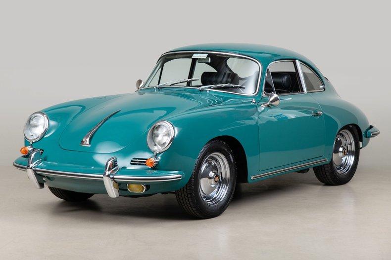 1963 Porsche 356 B For Sale