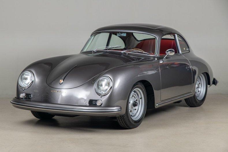1957 Porsche 356 A Outlaw For Sale 132763 Mcg