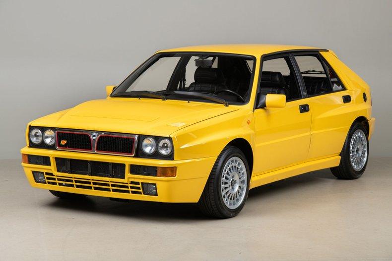 1992 Lancia Delta Integrale For Sale
