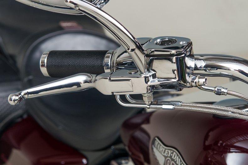 1998 Harley-Davidson Road King Anniversary , VIN 1HD1FRR59WY612762, MILEAGE 2573