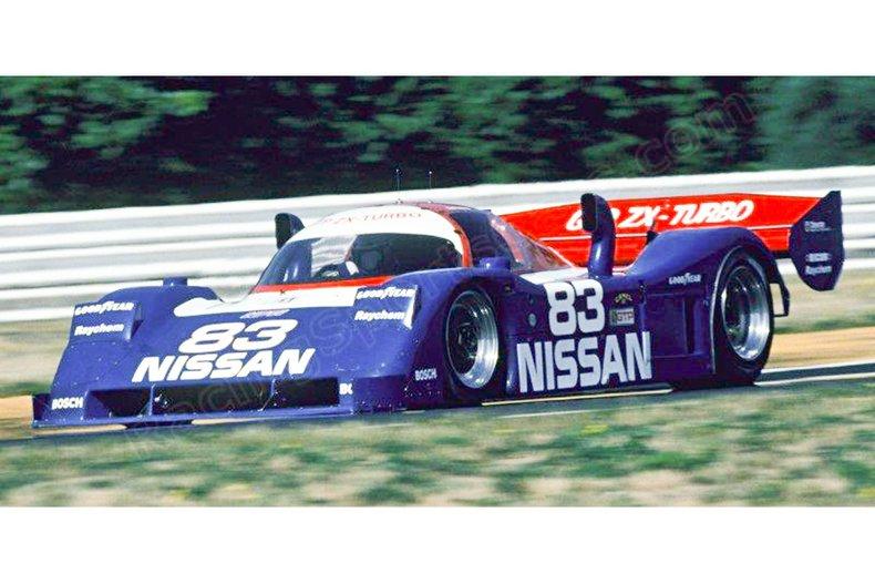 1990 Nissan NPT-90 , BLUE & RED, VIN 90-01
