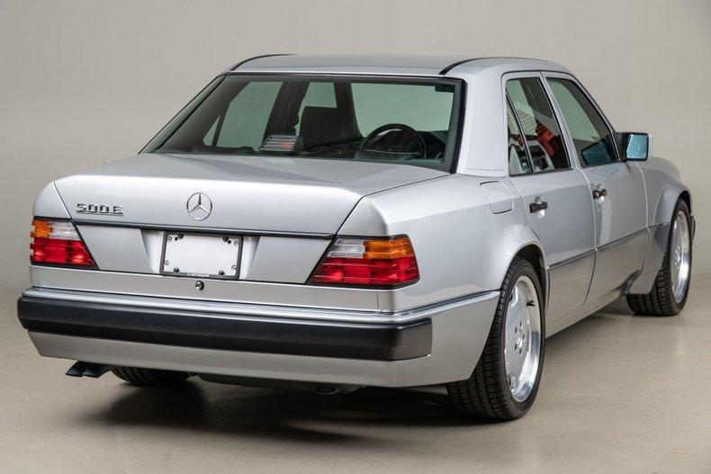 1993 Mercedes-Benz 500E , SILVER, VIN WDBEA36E2PB910480, MILEAGE 58704