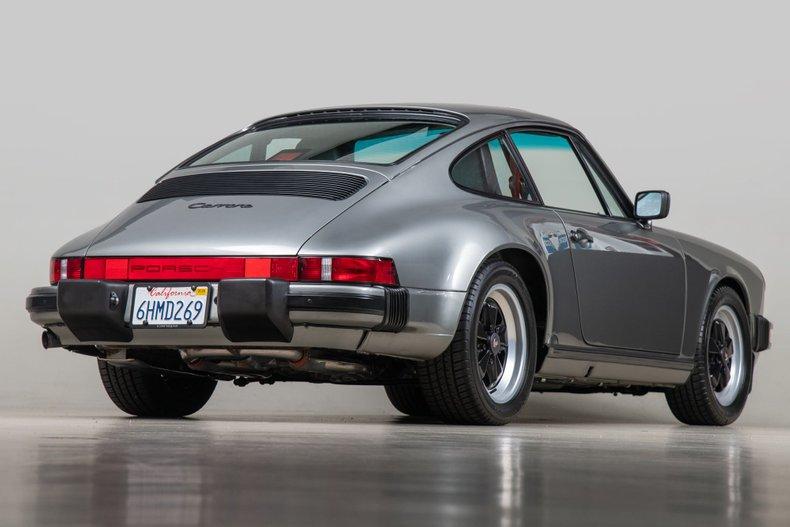 1987 Porsche 911 Carrera , GRANITE GREEN METALLIC, VIN WP0AB0918HS122504, MILEAGE 64453