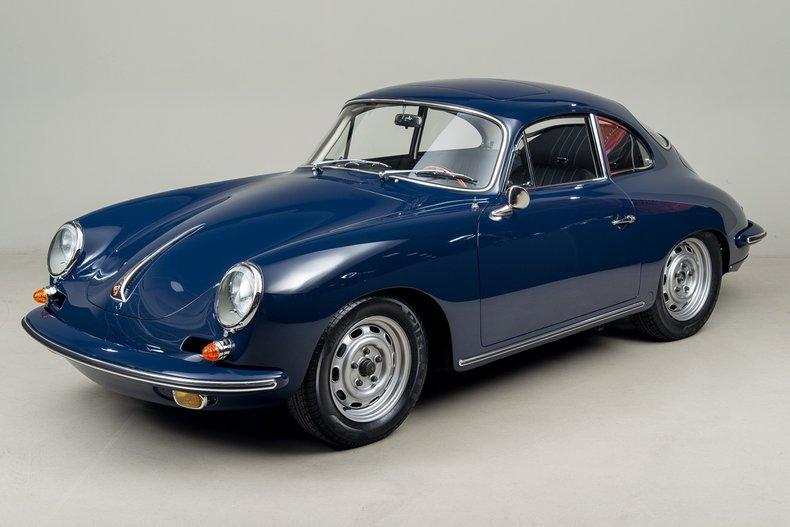 1965 Porsche 356 SC _4634