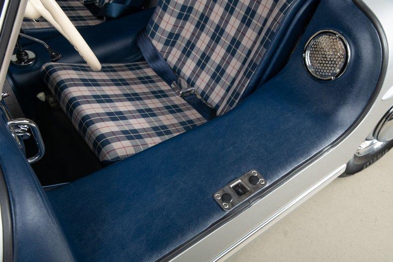 1955 Mercedes-Benz 300SL Gullwing, SILVER, VIN 198.040.5500131, MILEAGE 1165