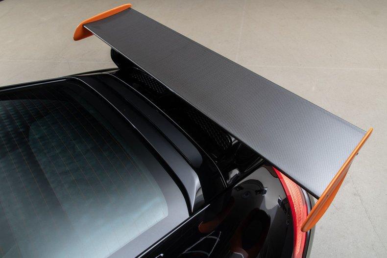 2008 Porsche 911 GT3 RS , BLACK, VIN WP0AC29968S792373, MILEAGE 6029