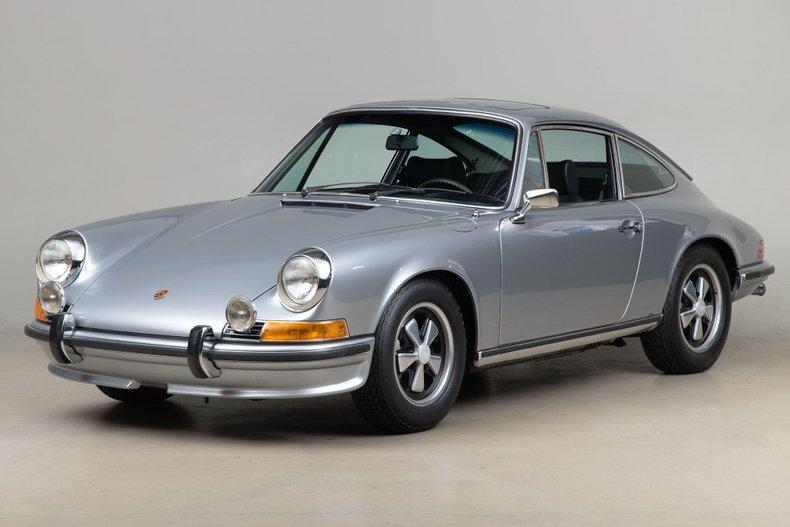 1972 Porsche 911S _6254