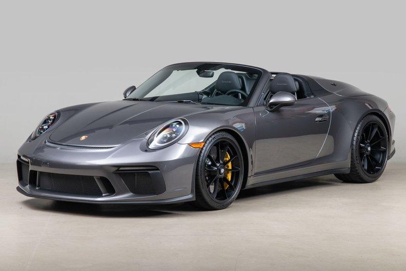 2019 Porsche 911 Speedster _6281