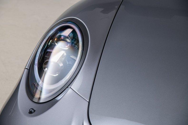 2019 Porsche 911 Speedster , AGATE GRAY METALLIC, VIN WP0CF2A99KS172202, MILEAGE 316