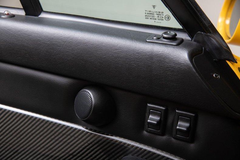 1997 Porsche 911 Turbo S , SPEED YELLOW, VIN WP0AC2993VS375983, MILEAGE 7963