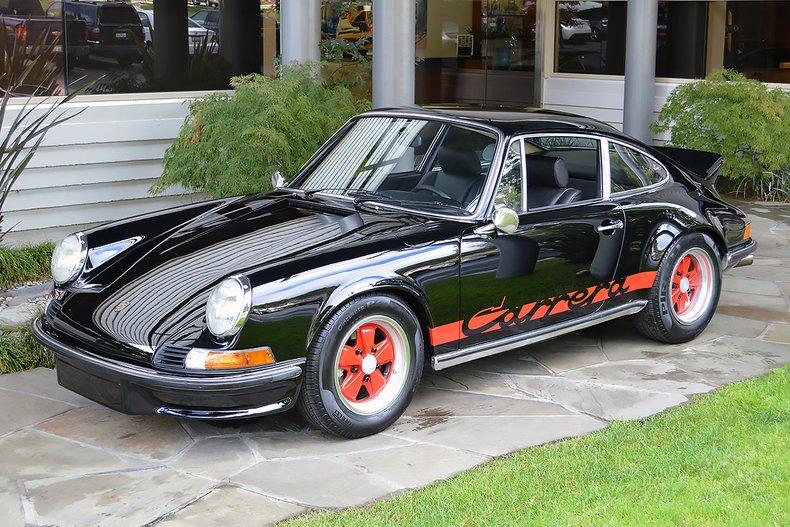 1973 Porsche carrera rs Carrera RS_4870